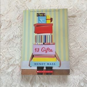 13 Gifts Book💗